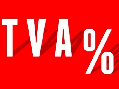 TVA % - illustration article UPblog - crédit CV