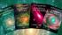 Les 4 tomes des Epopées cosmiques de Chérif Arbouz