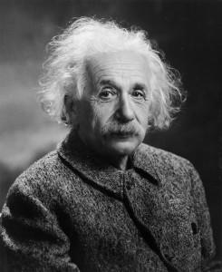 Albert Einstein (1879-1955)Prix Nobel de physique 1921